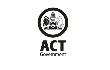 australian capital territory government logo