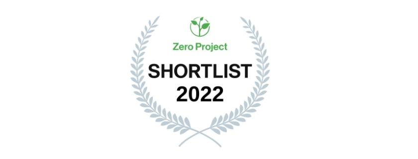 Zero Project Shortlist 2022